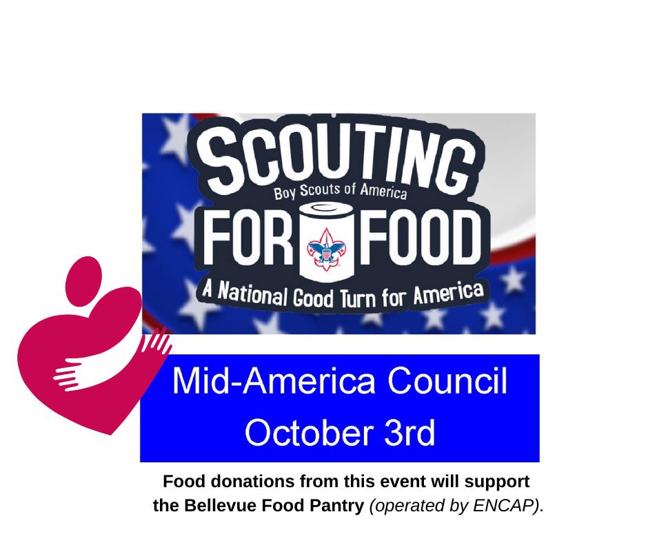 Scouting for Food - Bellevue, NE