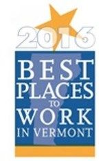 2016 Best Places to Work in Vermont