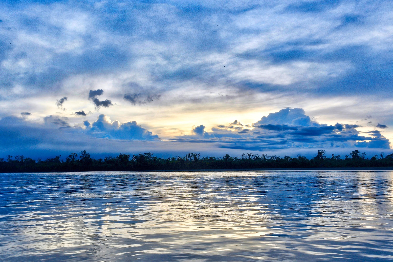 Sunrise on the Ucayali