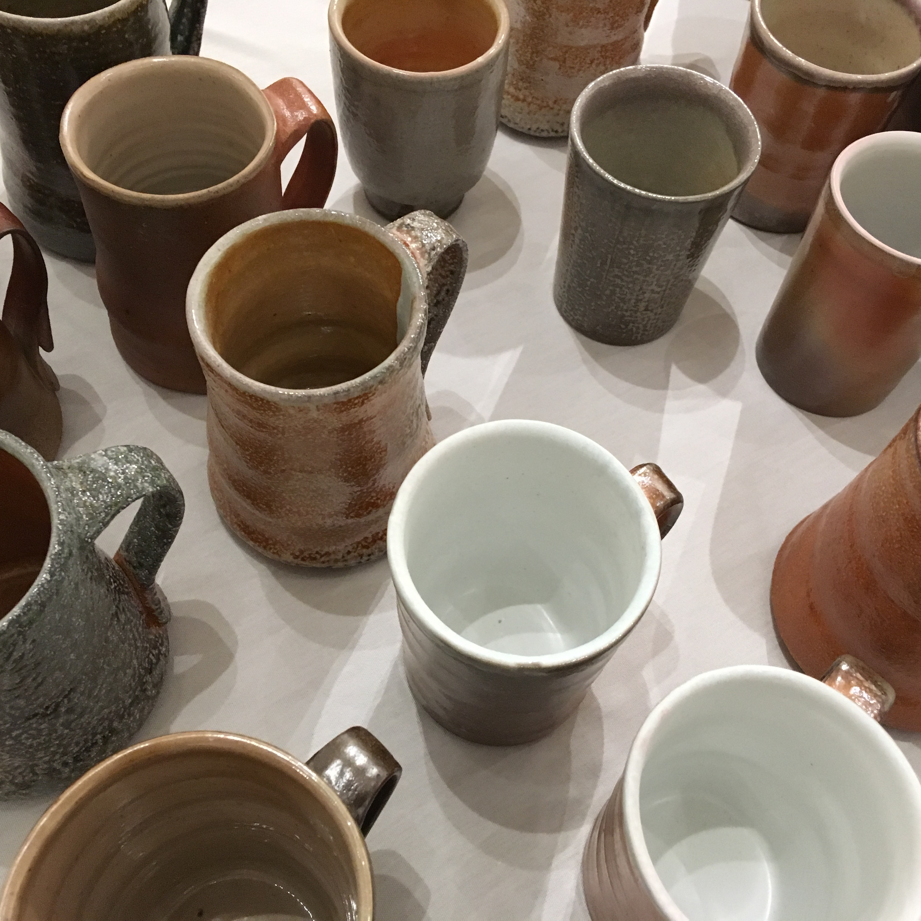 Holiday Gift Shop Showcases Celebrated Local Potters