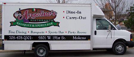 Angelino's box truck