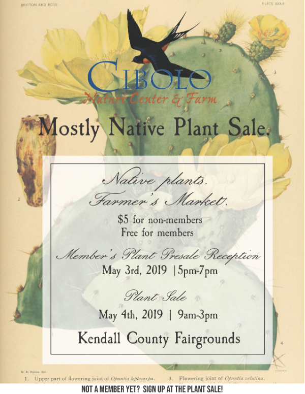"KENDALL COUNTY FAIRGROUNDS: Members Only Pre-Plant Sale ""Sip & Shop"""