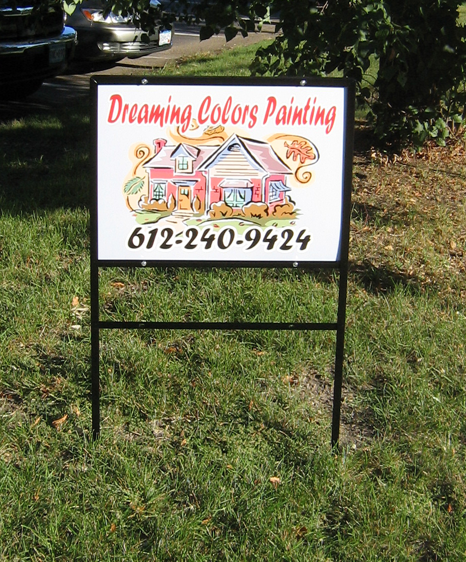 Sign Pro : Products & Services : Product Gallery