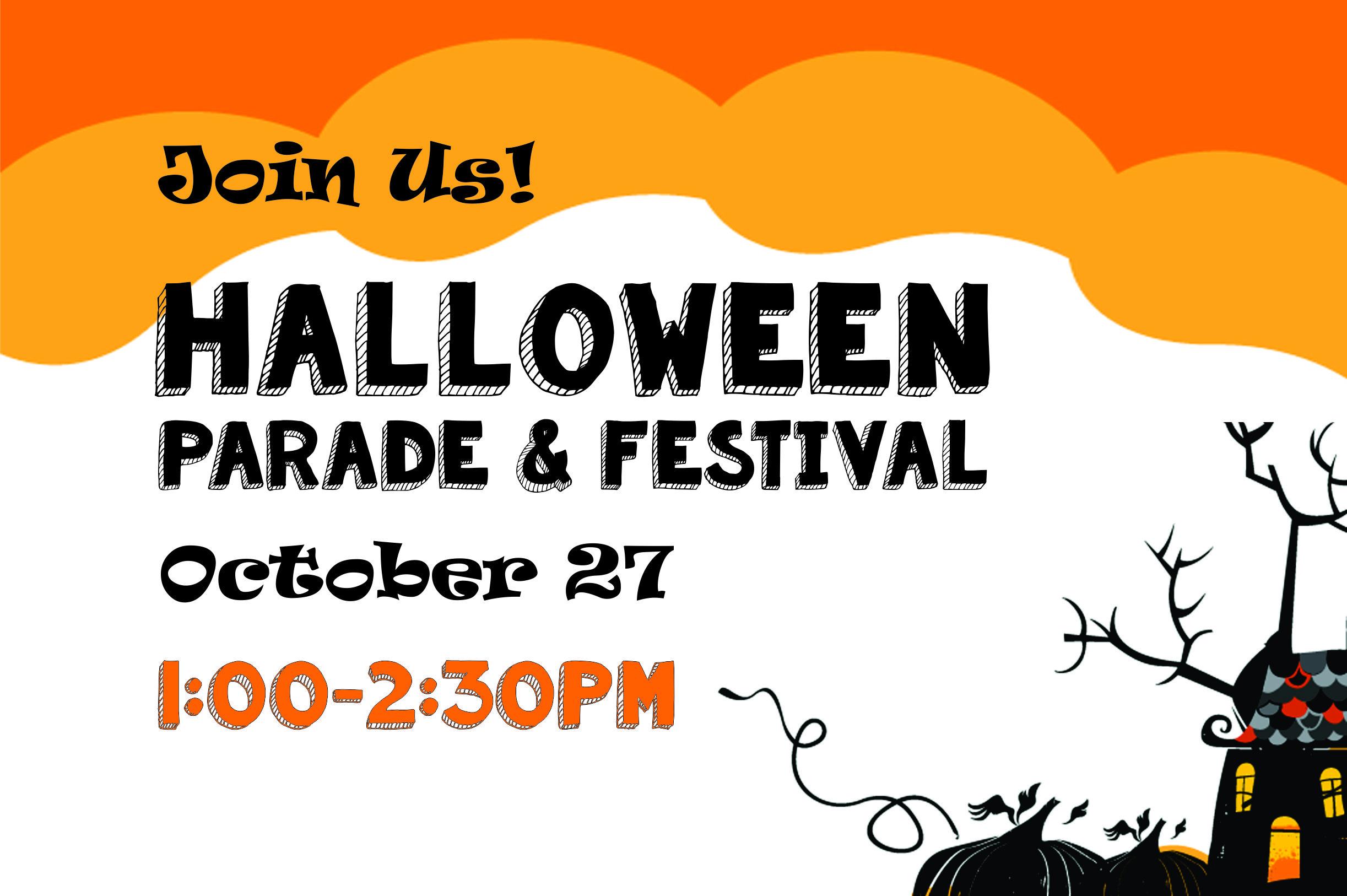 Halloween Parade & Festival