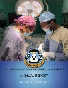 PAACS Annual Report 2018-2019