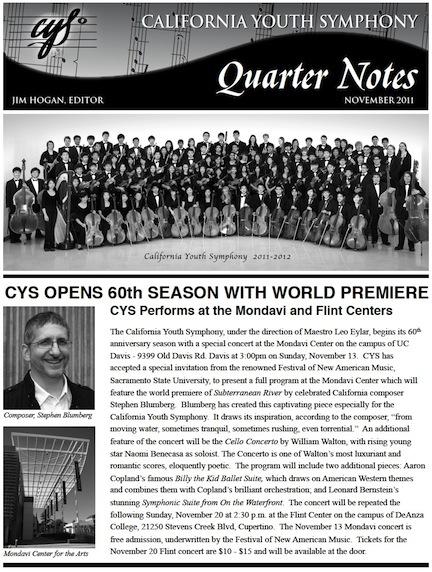 November 2011 Quarter Notes