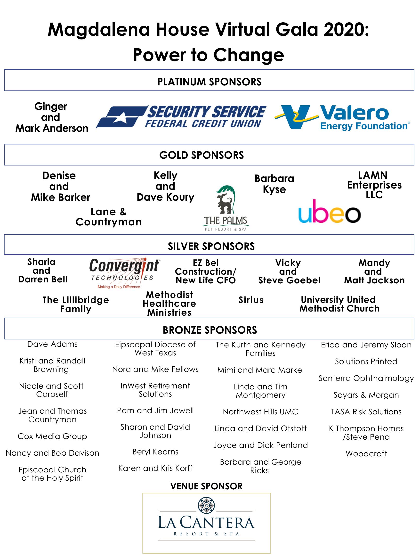 MH 2020 Gala Sponsors - 9-15-20