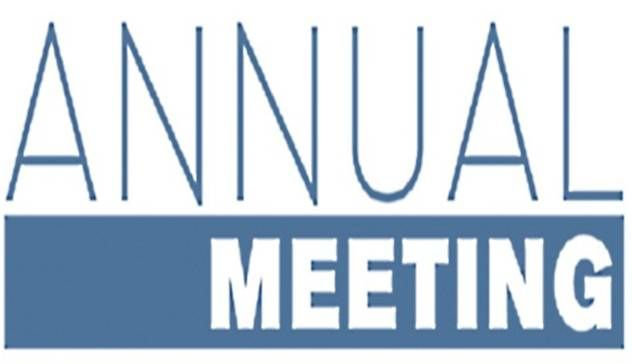 Annual Meeting open to the public