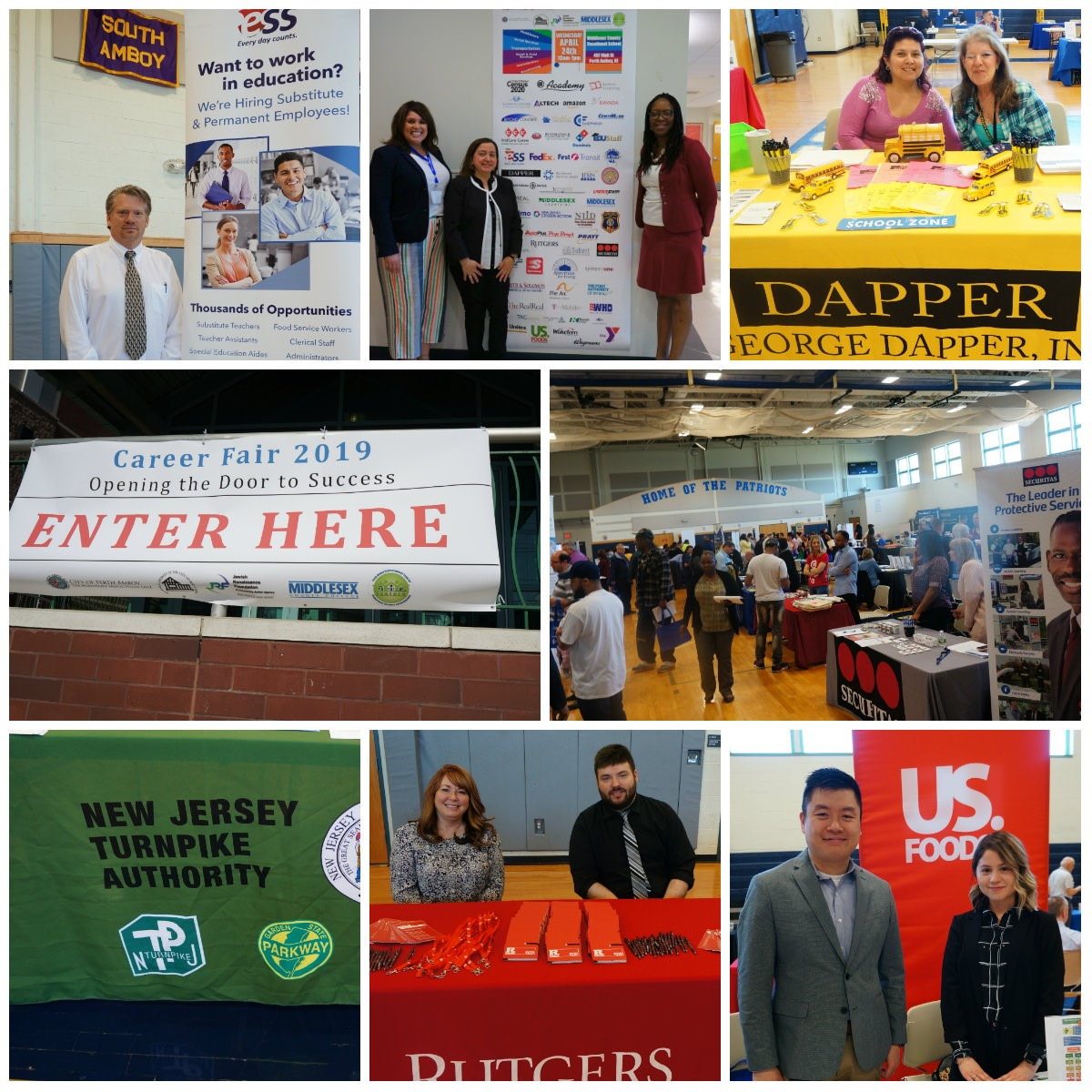 Career Fair- April 2019