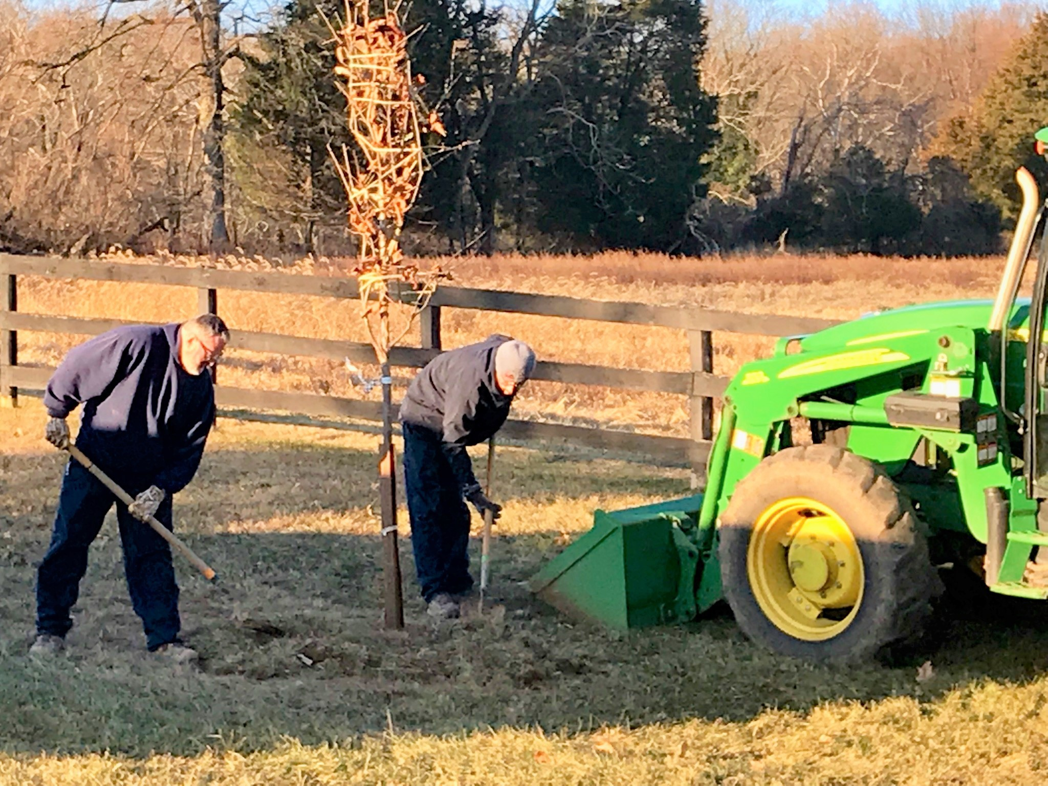 Your generous $250 gift helps cover the cost of new grounds maintenance equipment, such as leaf blowers, shovels, rakes, etc.