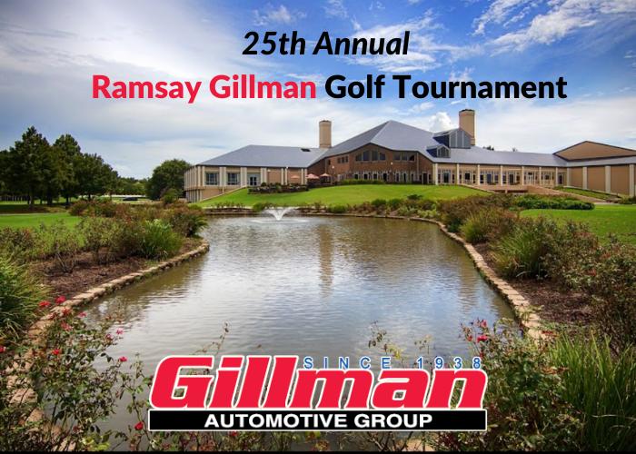 25th Annual Ramsay Gillman Golf Tournament
