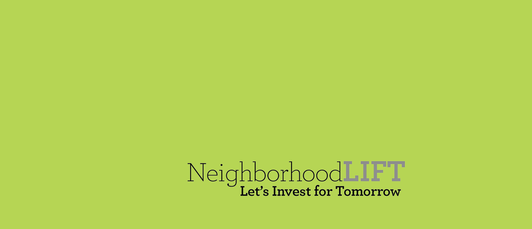 NeighborhoodLIFT