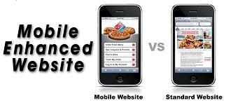 Mobile Web Site Arlington Texas