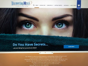 Discovering MERcy Web Site