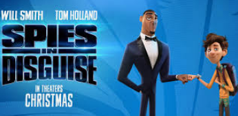 Sensory Friendly Movie - Spies in Disguise