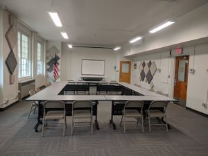 Conf. Room (Round Table)