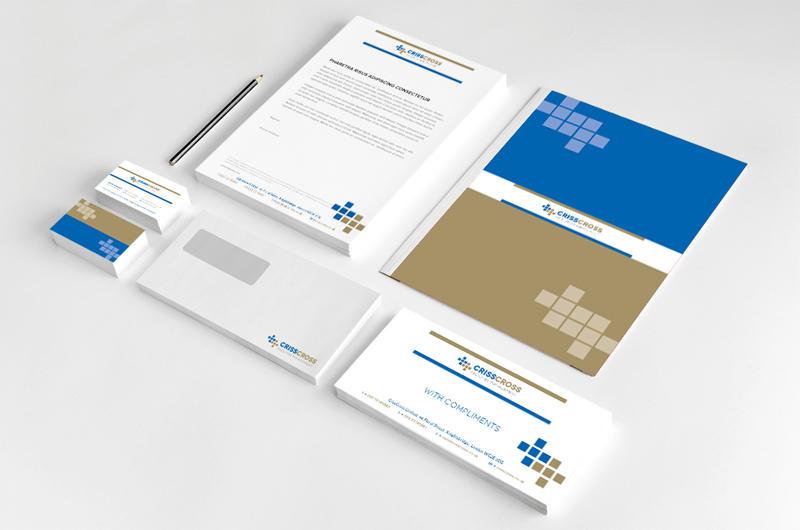 Business Cards, Envelopes & Letterheads