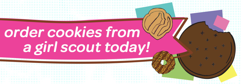Order Cookies from Girls