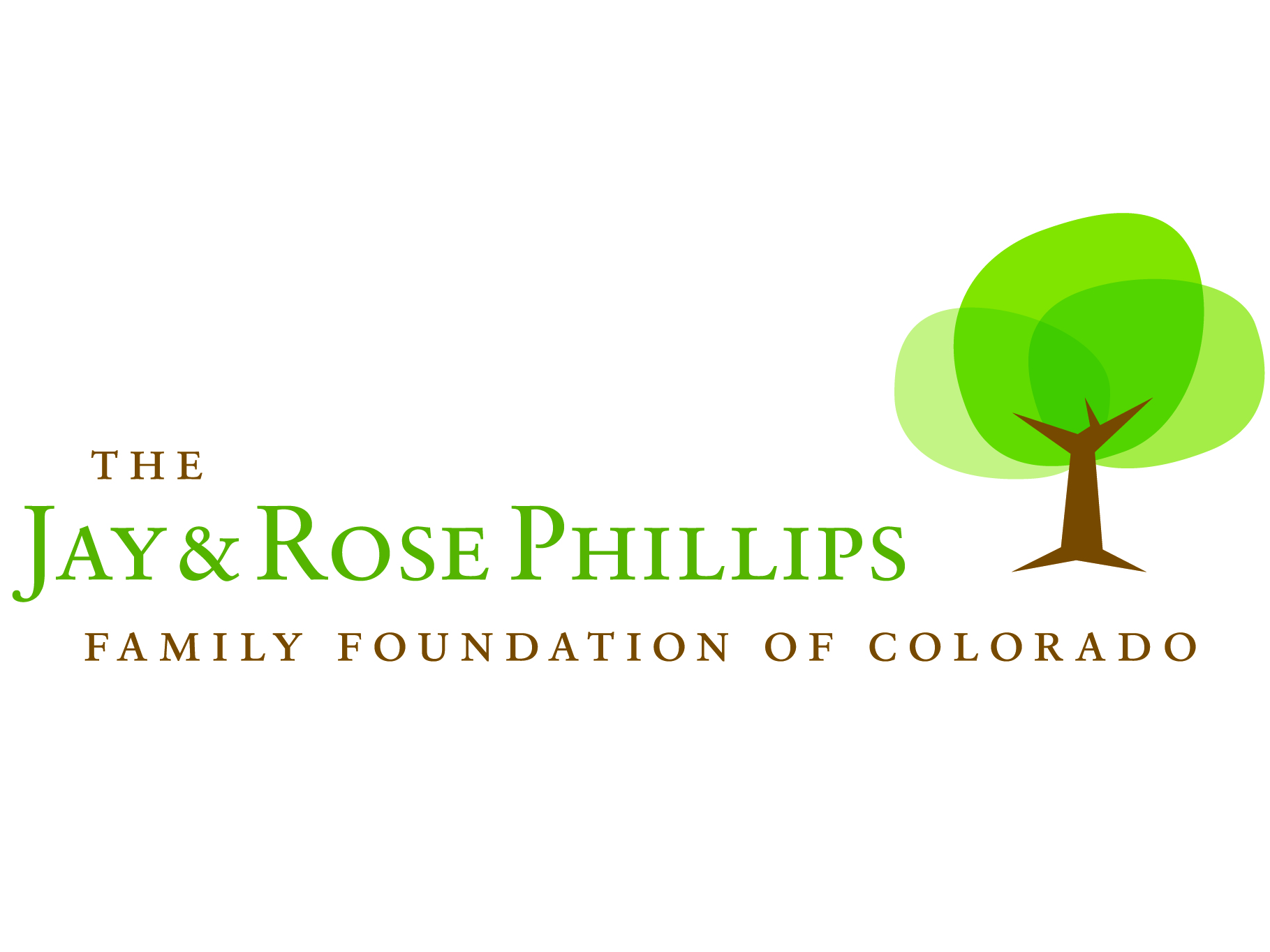 The Jay & Rose Phillips Family Foundation of Colorado