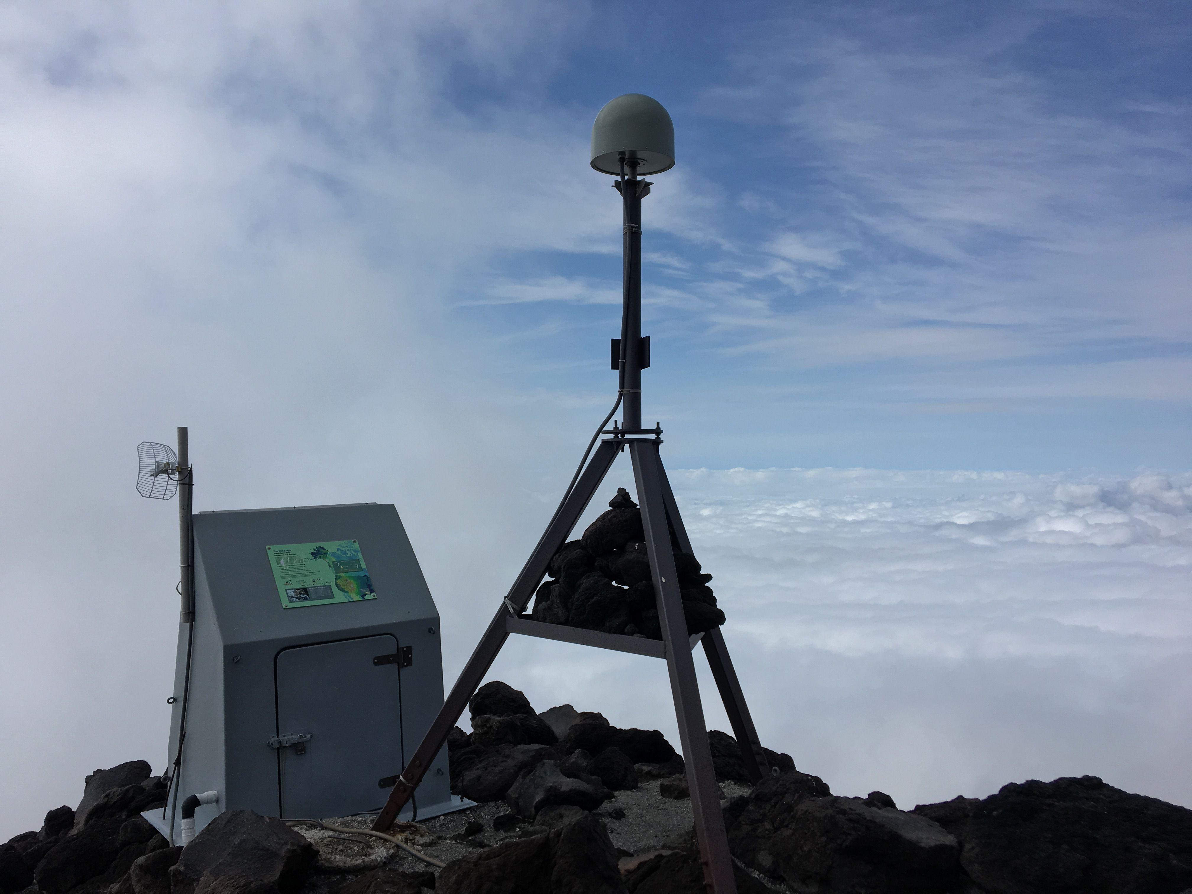 GPS Station (7000')