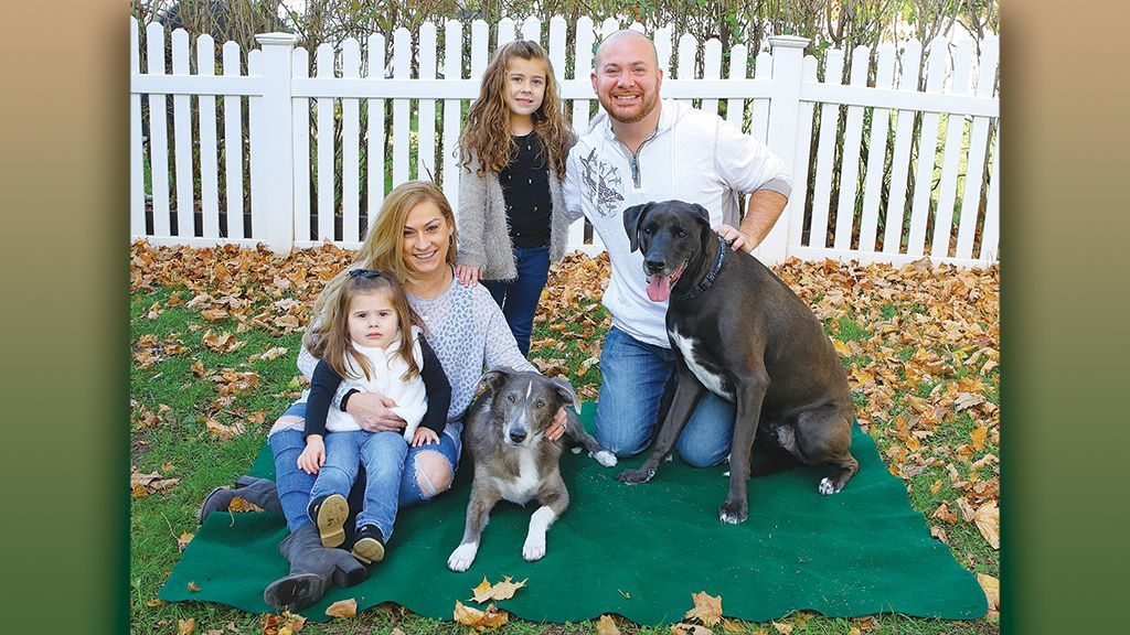 Picture this: rescued, fostered, adopted pets