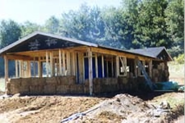 Strawbale Construction
