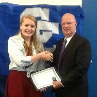 Cyerra Gage - Connally High School Graduate