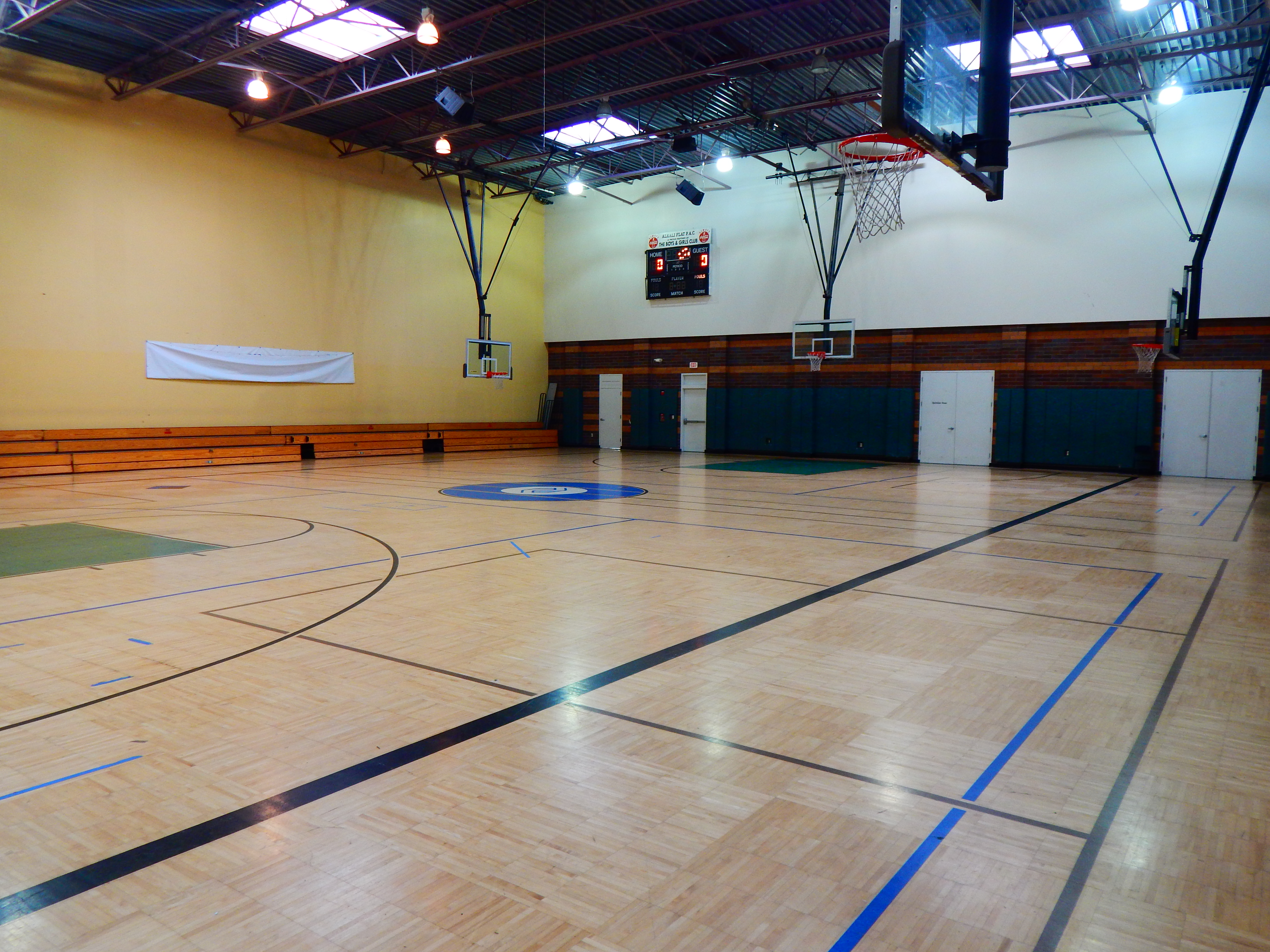 Raley Gym