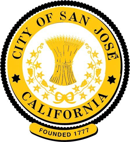 DP-2060 -  Plaque of the Seal of the City of San Jose, California, Giclee