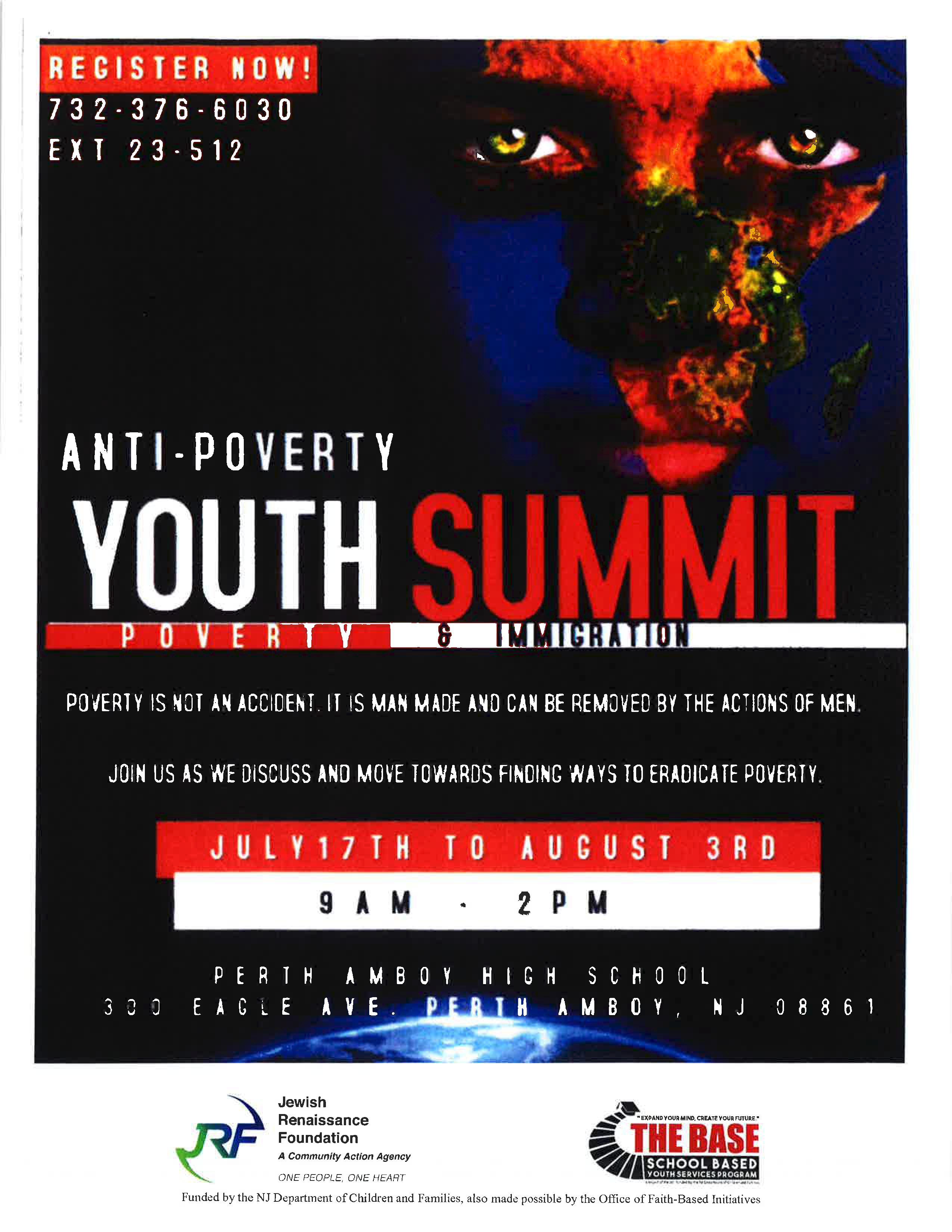 Anti-Poverty Youth Summit
