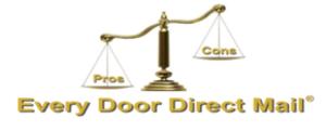 EDDM Pros & Cons