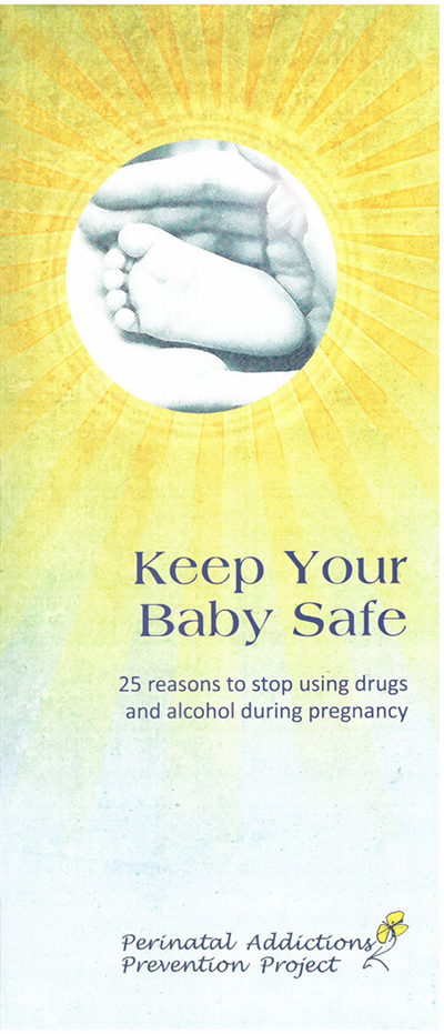 Keep Your Baby Safe Brochure