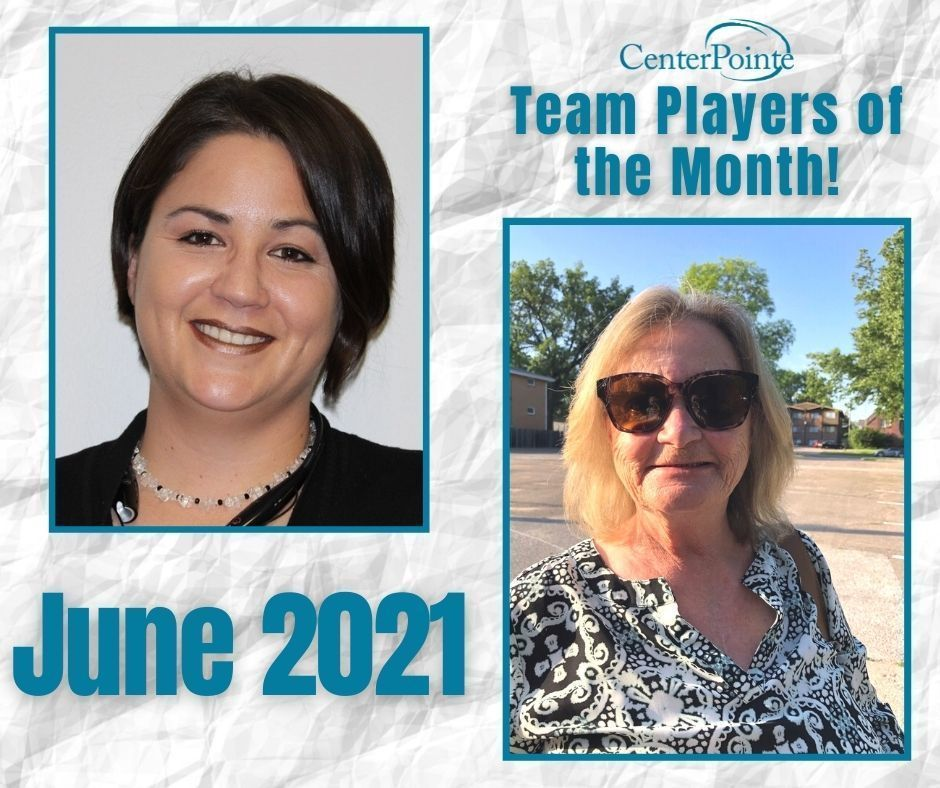 June Team Players of the Month