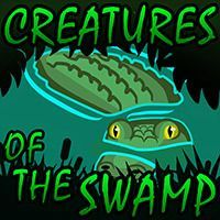Register for December 1 class: Creatures of the Swamp