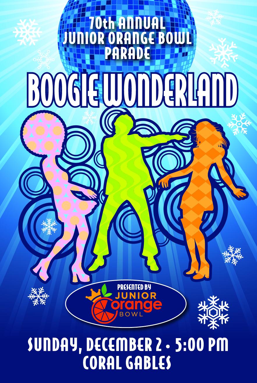 Junior Orange Bowl Holiday Parade