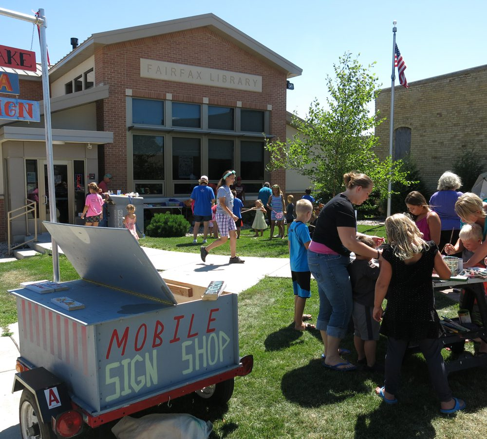 Ready? Go! Bringing Mobile, Interactive Art to West Central Minnesota