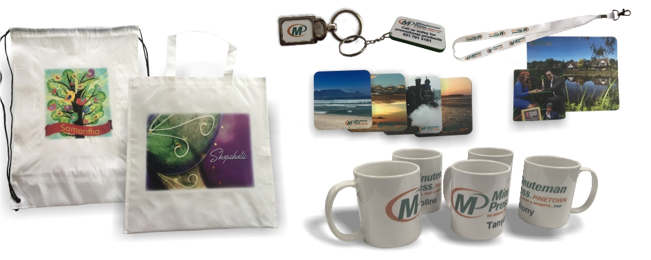Promotional Products - Digital