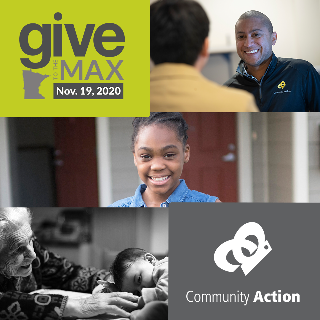Give to the Max Day Is Today!