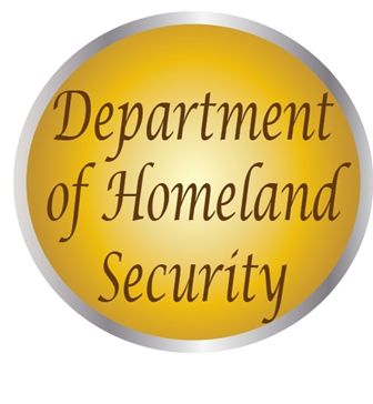 AP-4000 - Carved Plaques of the Seals of the US Department of Homeland Security