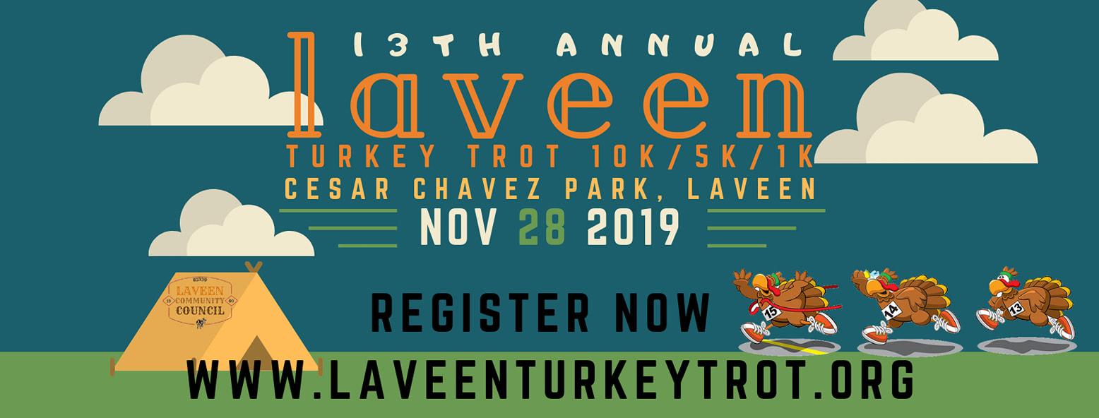 Laveen Turkey Trot