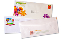 Full Color Envelope Printing