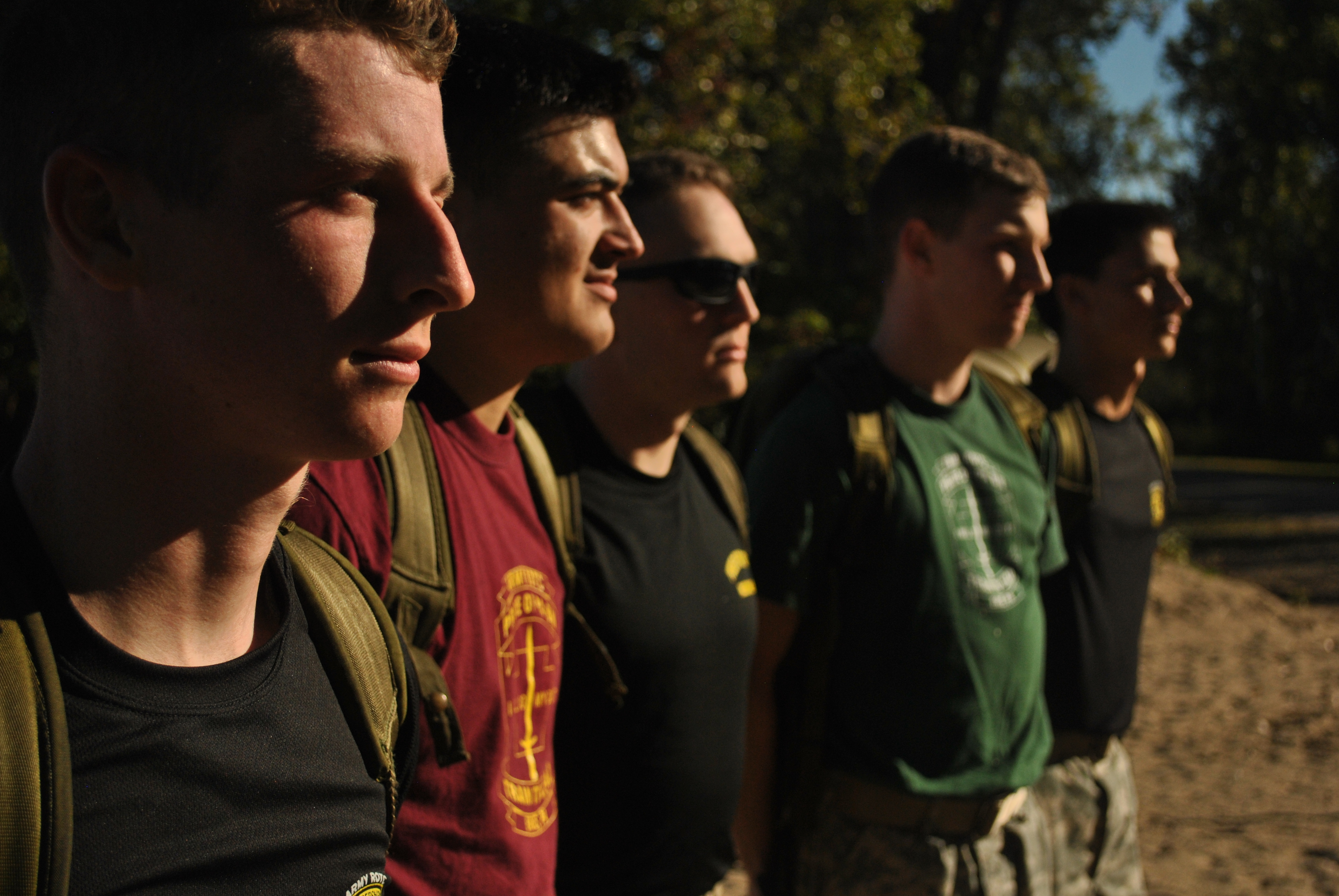 5th Annual Ruck The Bay