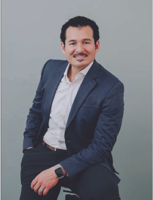 Pablo Cervantes, Board Treasurer