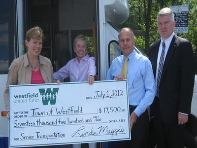 WUF Senior Transportation Program