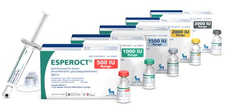 Esperoct Extended Half Life for Hemophilia A Novo Nordisk | Esperoct Extended Half Life para la hemofilia A Novo Nordisk