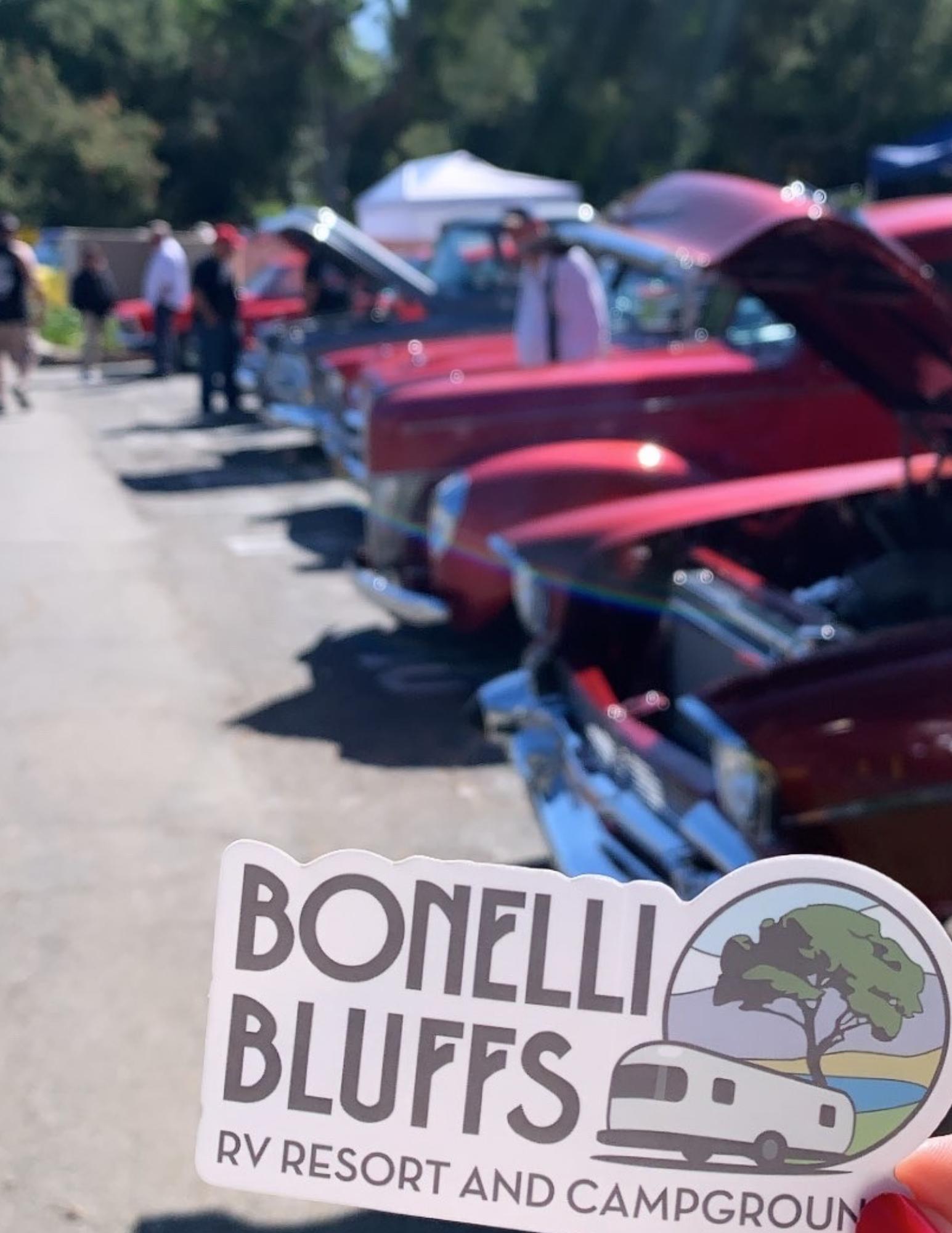 Bonelli Bluffs Makes Generous Donation