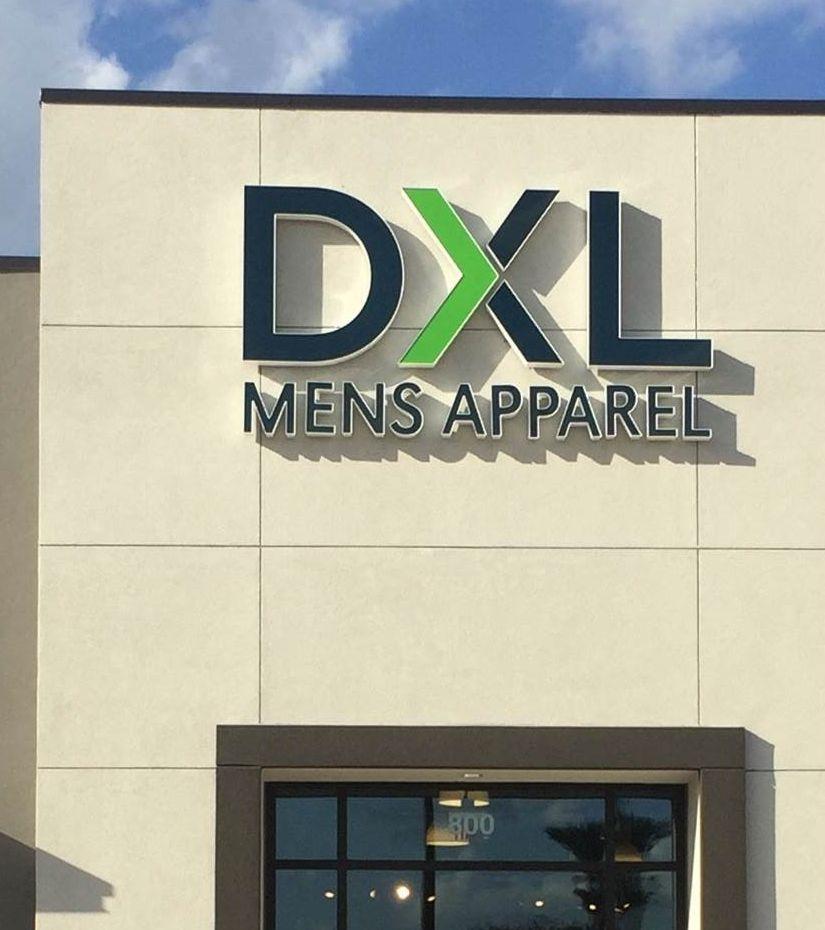 DXL Mens Apparel