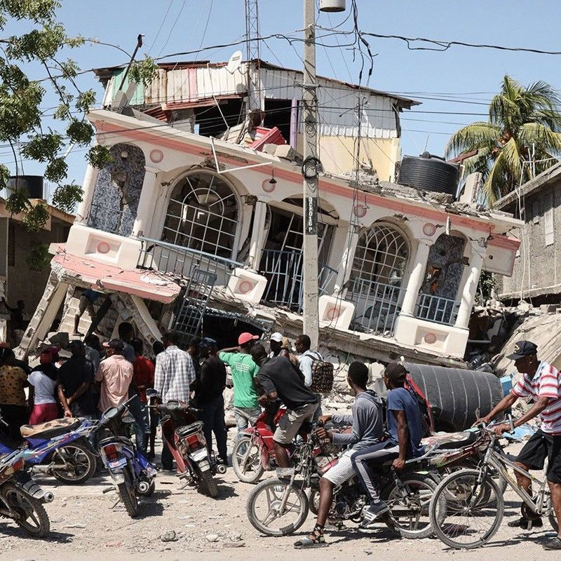 $50k Donated to Haiti Earthquake Relief