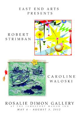 Robert Strimban & Caroline Waloski