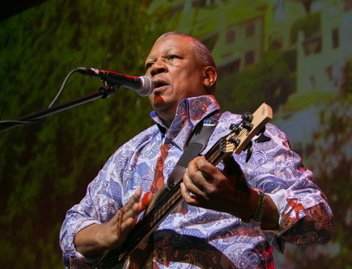 Artist-in-Residence: Bakithi Kumalo, International Musician and Bassist for Paul Simon